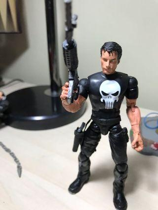 Marvel legends The Punisher