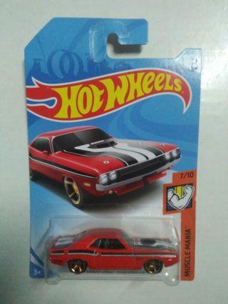 Hotwheels Muscle Mania