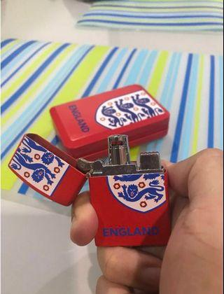 Team England Lighter New in the box