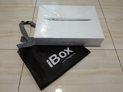 "BNIB Macbook Air 13"" 2017 - MQD32 Resmi iBox"