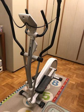 kettler stepper exercise machine