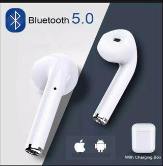 Bluetooth TWS i7 mini Wireless Headphone earphones earpiece