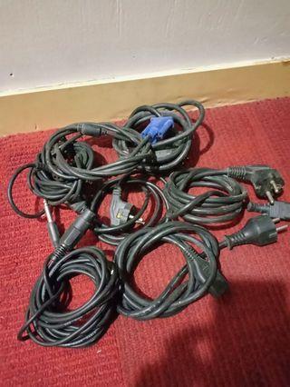 Paket kabel power