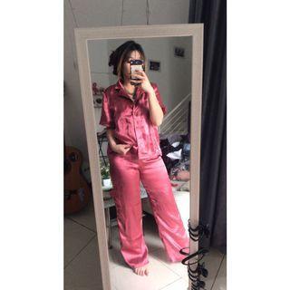 Pink Set / NETT / Bersihin Lemari ✨😂