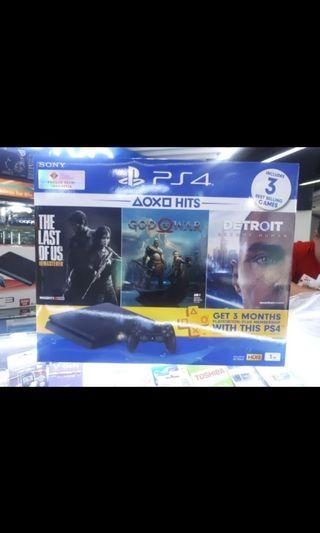 PS 4 Bisa Credit Cepat Dan Mudah