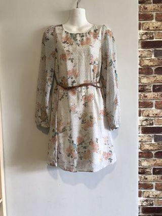 Primark atmosphere floral dress or too