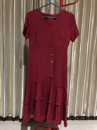 Chococip Dress