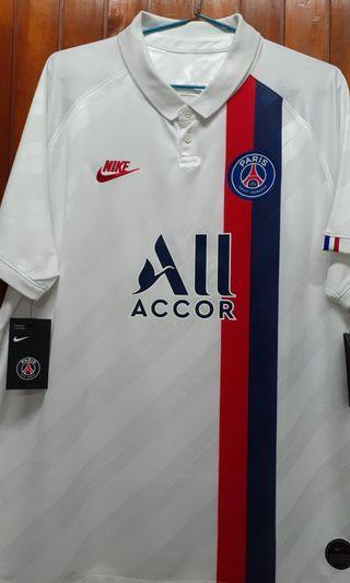 Original PSG White  3th Kit 19/20
