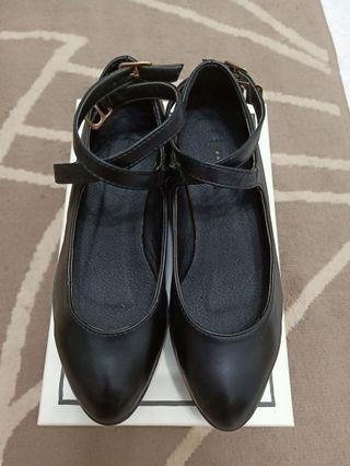 Pazzo 厚底鞋(36號)