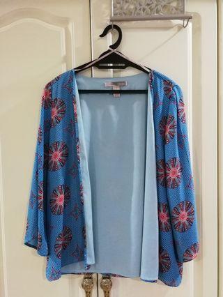 F21 Kimono Cardigan