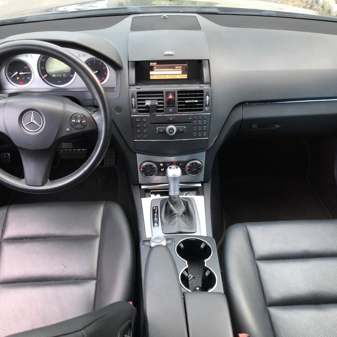 2007 C300 黑