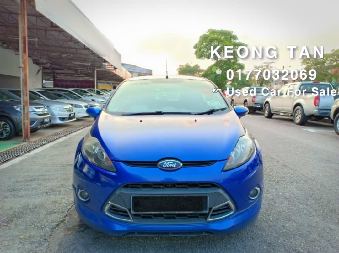 2011TH🚘FORD Fiesta 1.6 At SPORT Ti-VCT H/BACK 1.6AT 2011TH SportyCar InMarket! 🎉Monthly Installment💰Rm350 Only‼LowestPrice InJB🎉📲 Keong‼🤗