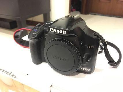 Canon EOS 450d (body)