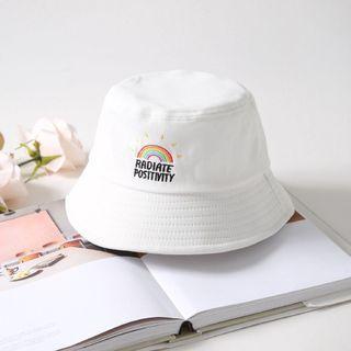Radiate Positivity Bucket Hat