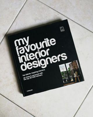My Favourite Interior Designers