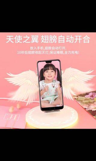 天使之翼無線充電器