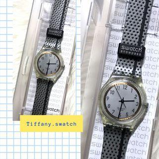 Jam Tangan Swatch standar gent