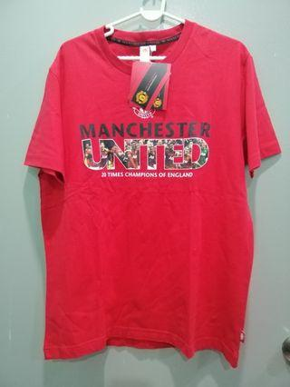 Manchester united t shirt - original