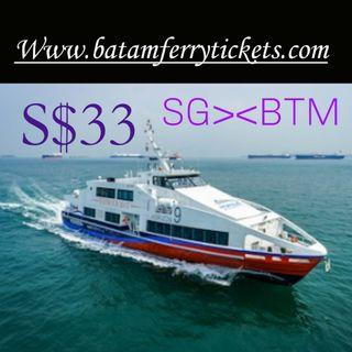 E-Ticket ferry to batam fast respond http://www.wasap.my/+628117041515