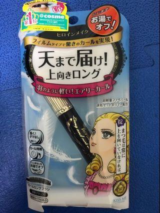 日本代購 睫毛膏