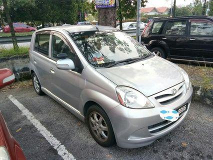 Perodua viva 1.0 auto premium spec abs airbag