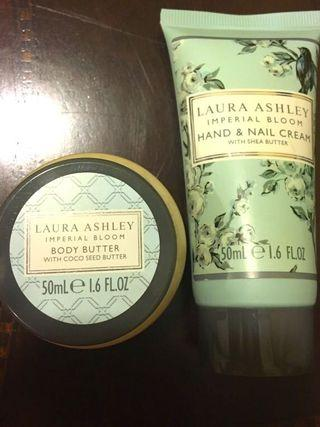 LAURA ASHLEY Hand Cream 50% OFF