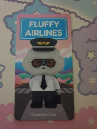 Fluffy house airline