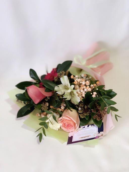 <‼️50% Flash Sale > Pastel Rose Bouquet