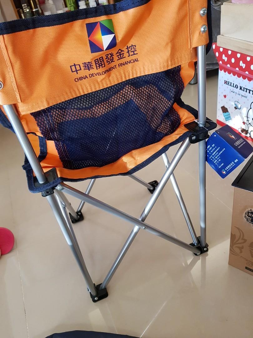 露營摺疊椅+ 保冷袋