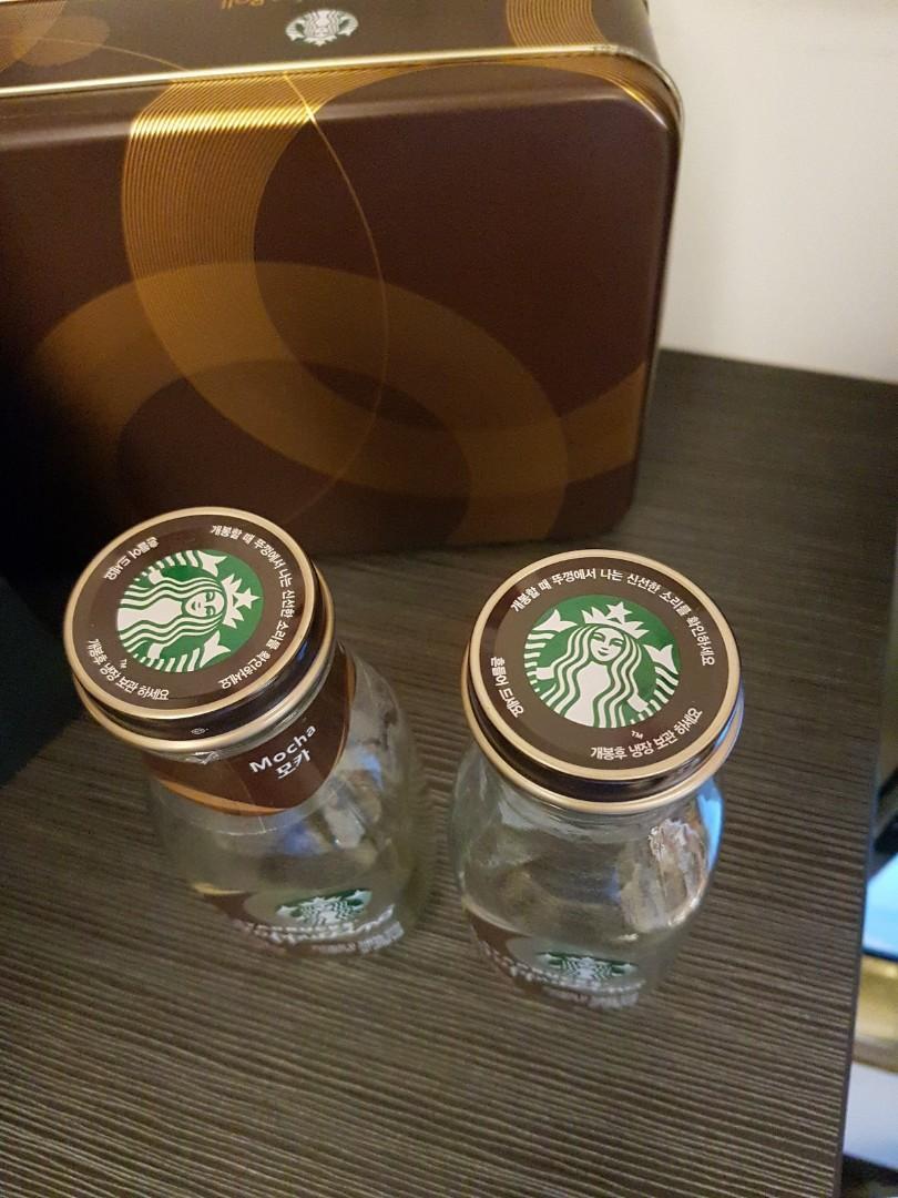 星巴克空瓶& 禮盒