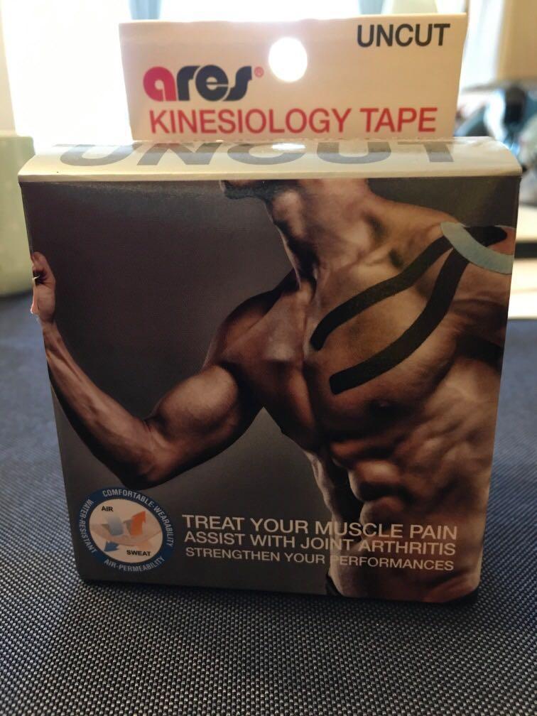 Ares Kinesiology Tape 運動繃帶