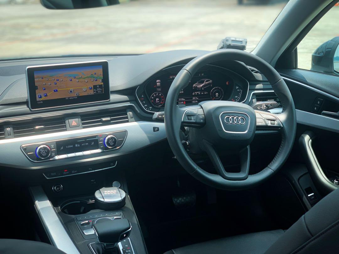 Audi A4 Sedan 2.0 TFSI quattro S tronic (A)