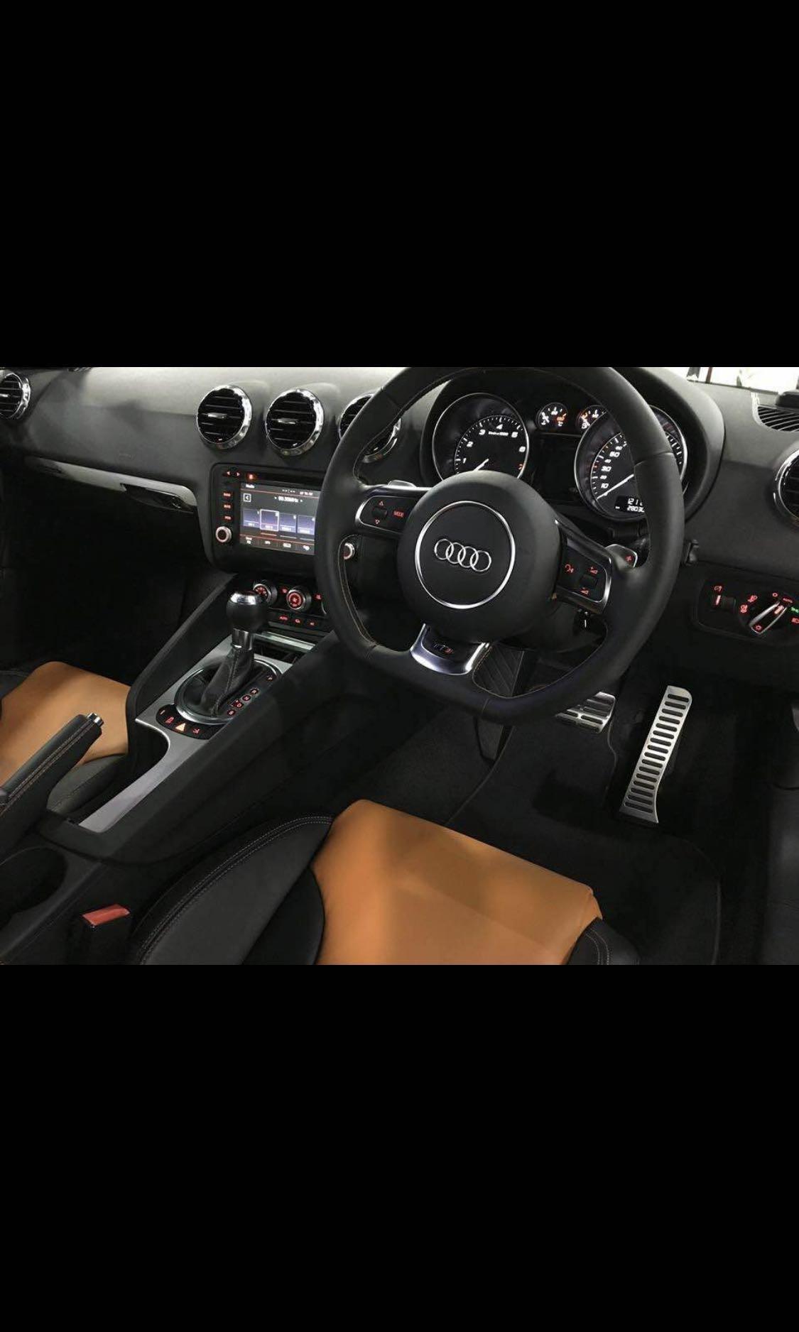 AUDI TT2.0 TTS