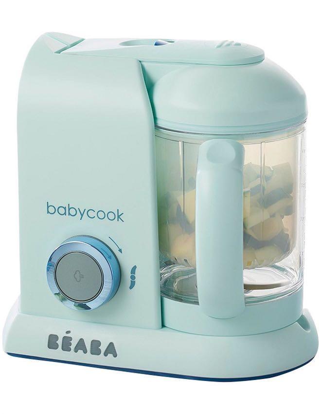 BEABA Babycook Macaron Blueberry