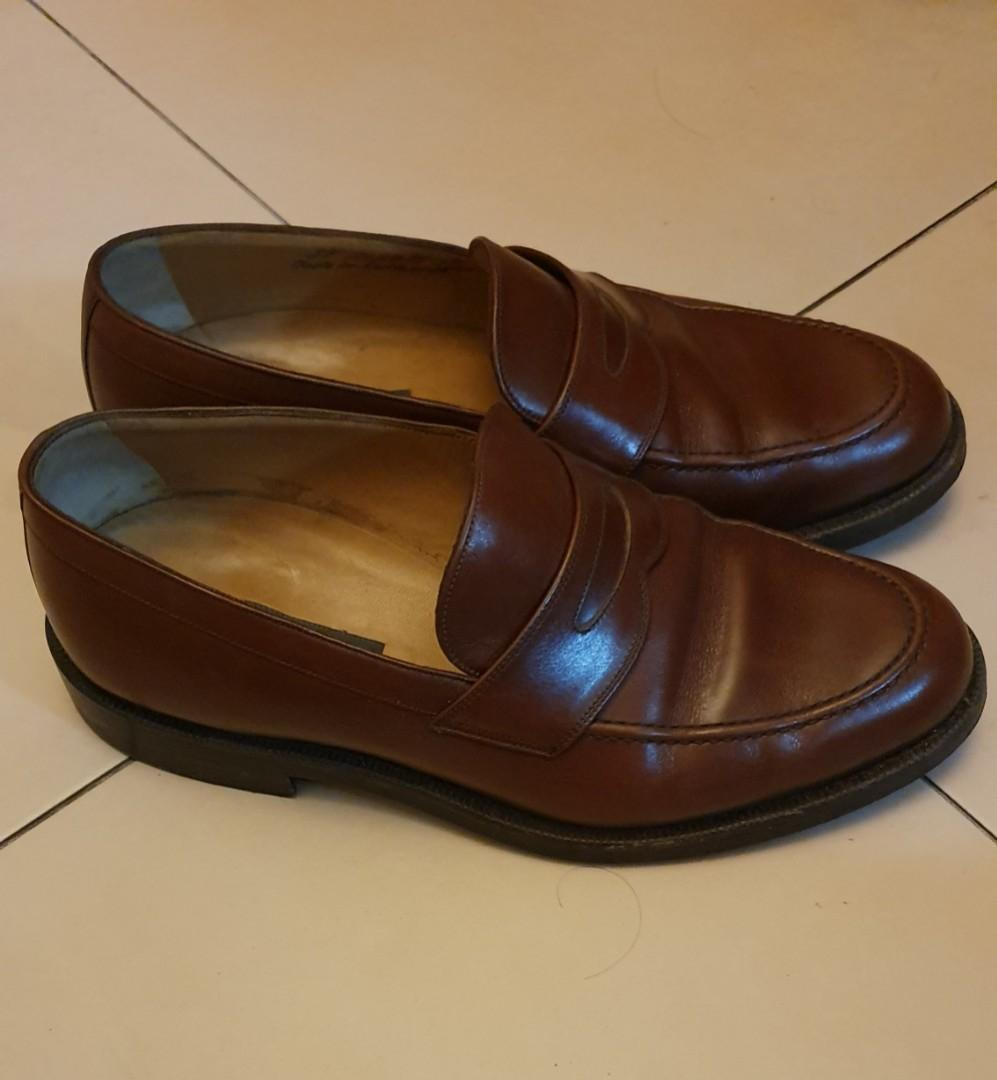 BALLY Scribe Ayer Dress/ Office Shoes