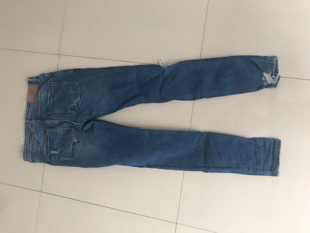 Berskha skinny jeans celana jeans murah ketat