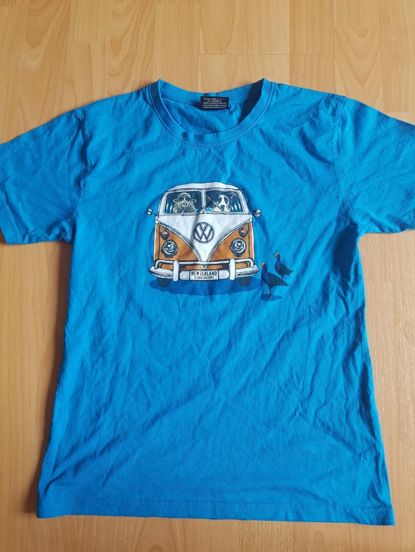 Blue New Zealand Tshirt