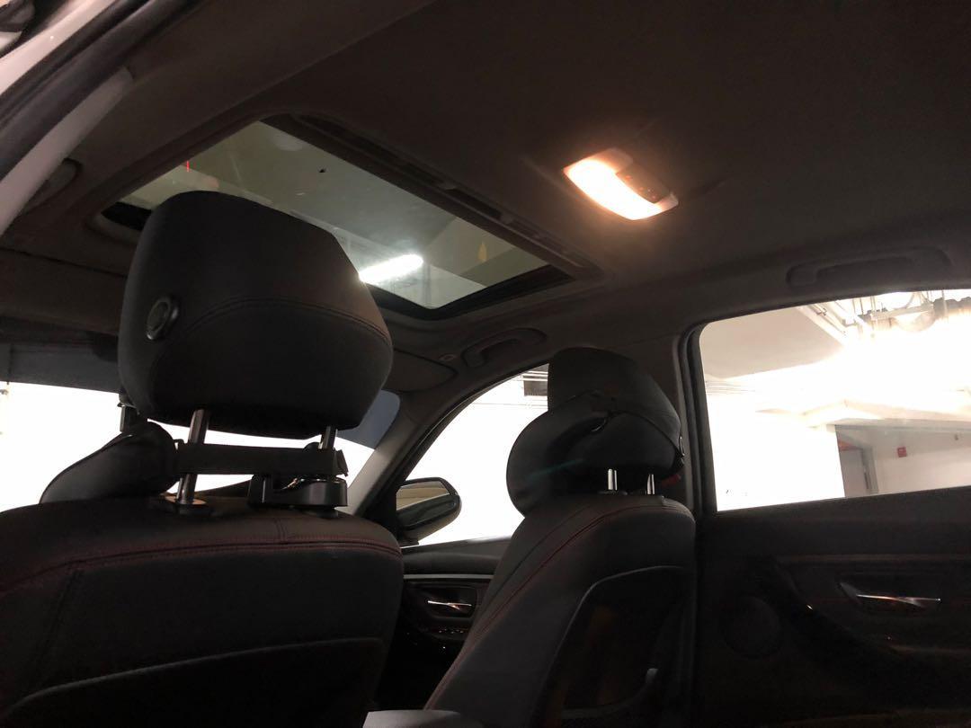 BMW 320I Sport 2016