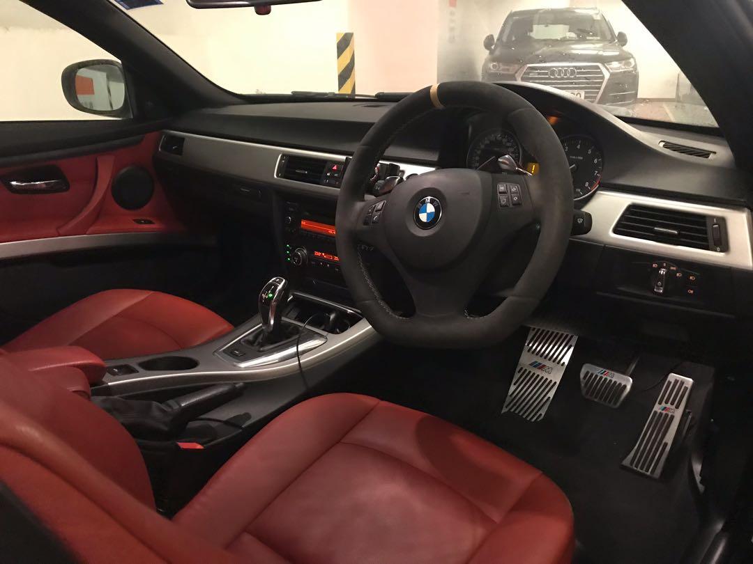 BMW 335I dct 2009
