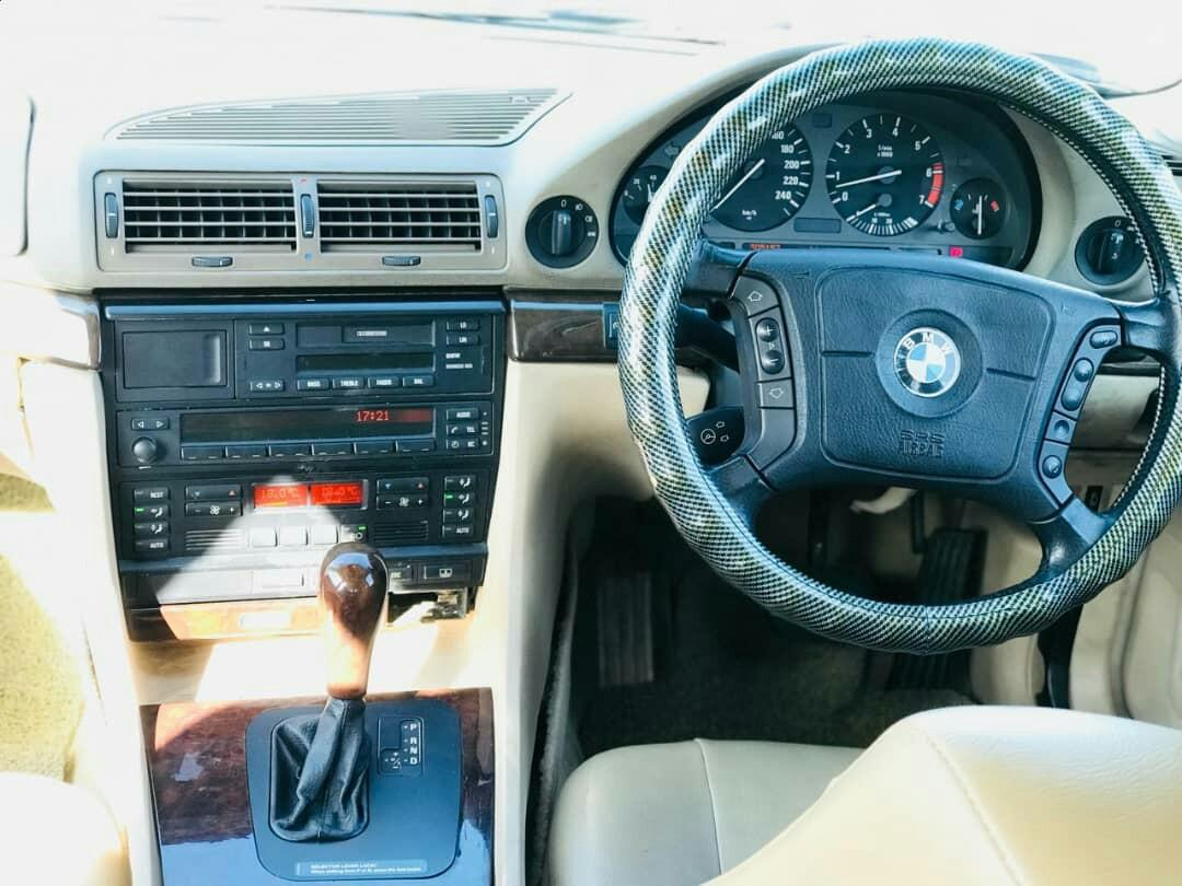 Bmw 7 series 735il swap or buy