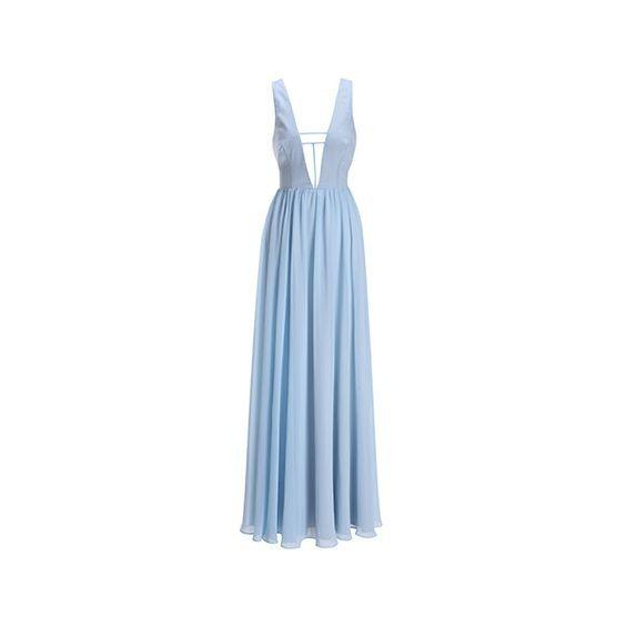 BNWT FAME & PARTNERS BLUE SUMMER ANGEL - SIZE 8 AU/4 US (RRP $299)