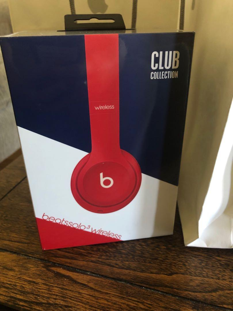 Brand new Solo3 beats by dr. Dre (wireless/Bluetooth)