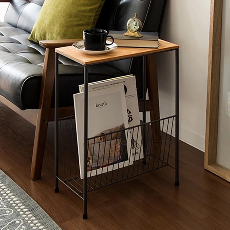Classy Slim Sleek Side End Bedside Console Table Furniture