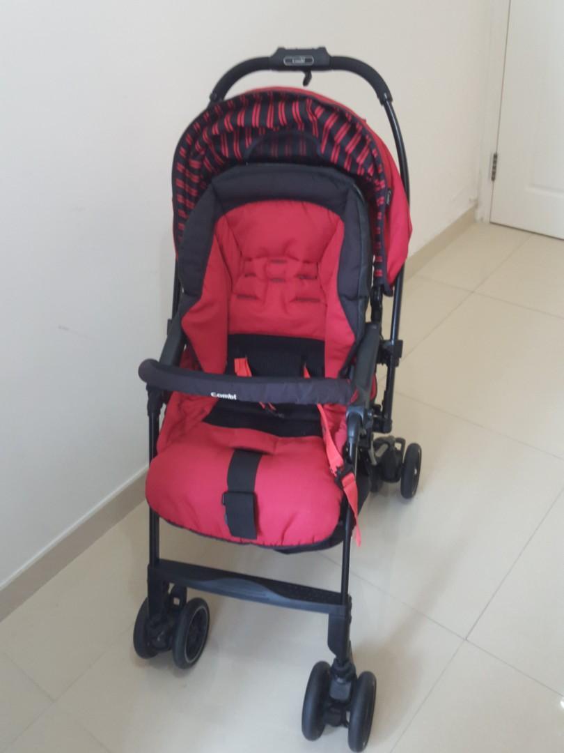 Combi BB車 Handy 4