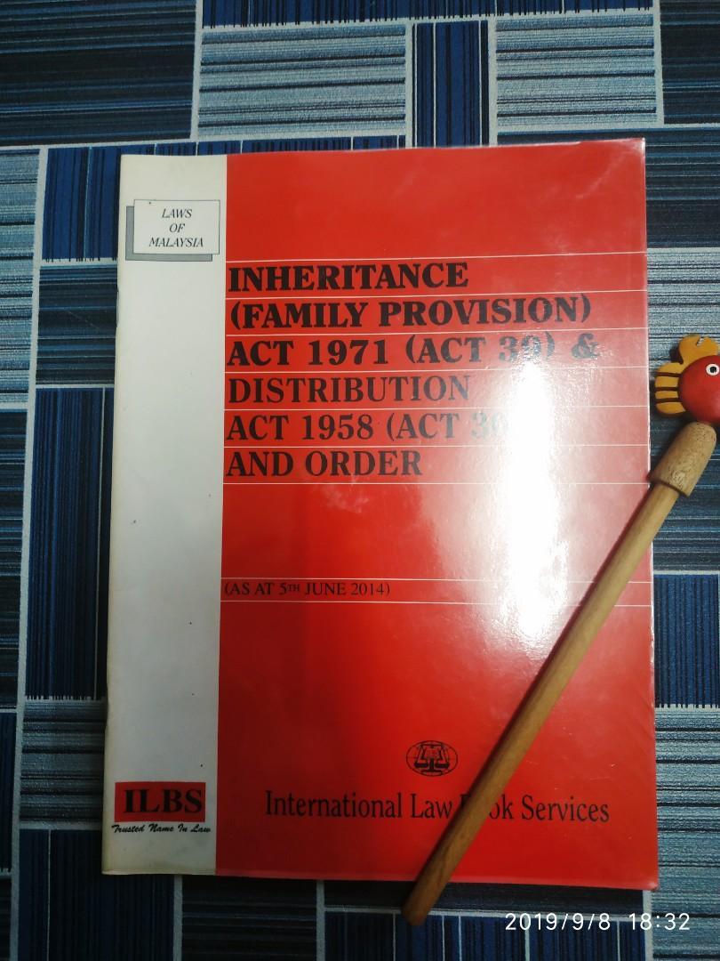 Distribution Act