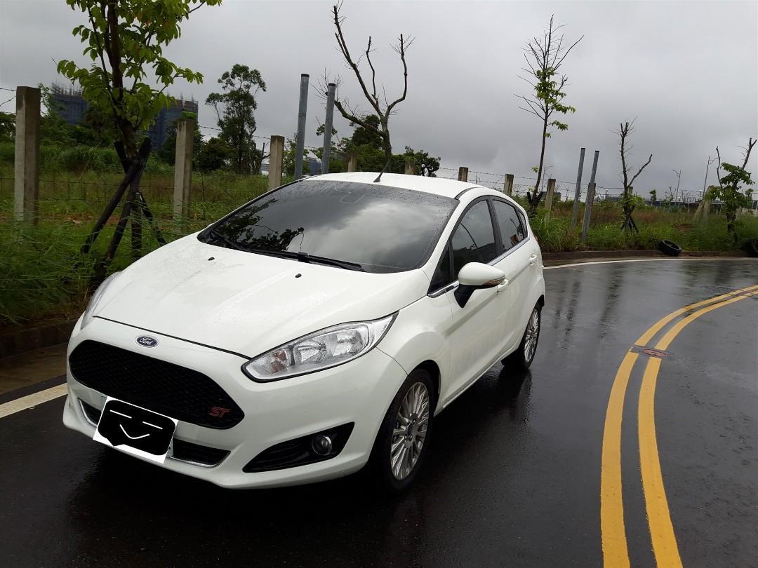 Ford Fiesta FB搜尋:Aj汽車買賣貸款輕鬆貸