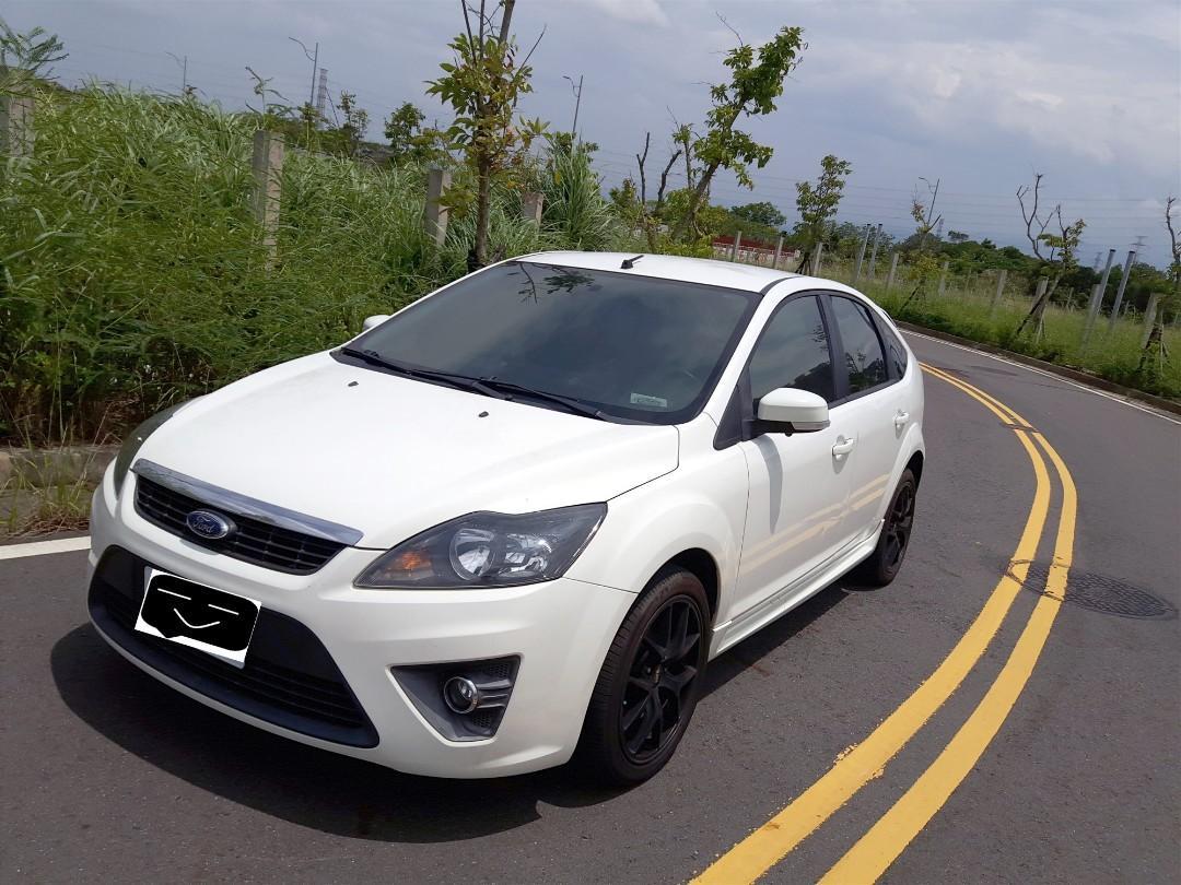 Ford Focus   FB搜尋:Aj汽車買賣貸款輕鬆貸