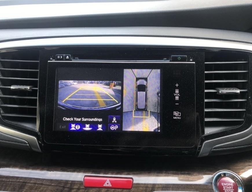 Honda Odyssey 2.4A EXV-S Sunroof Auto