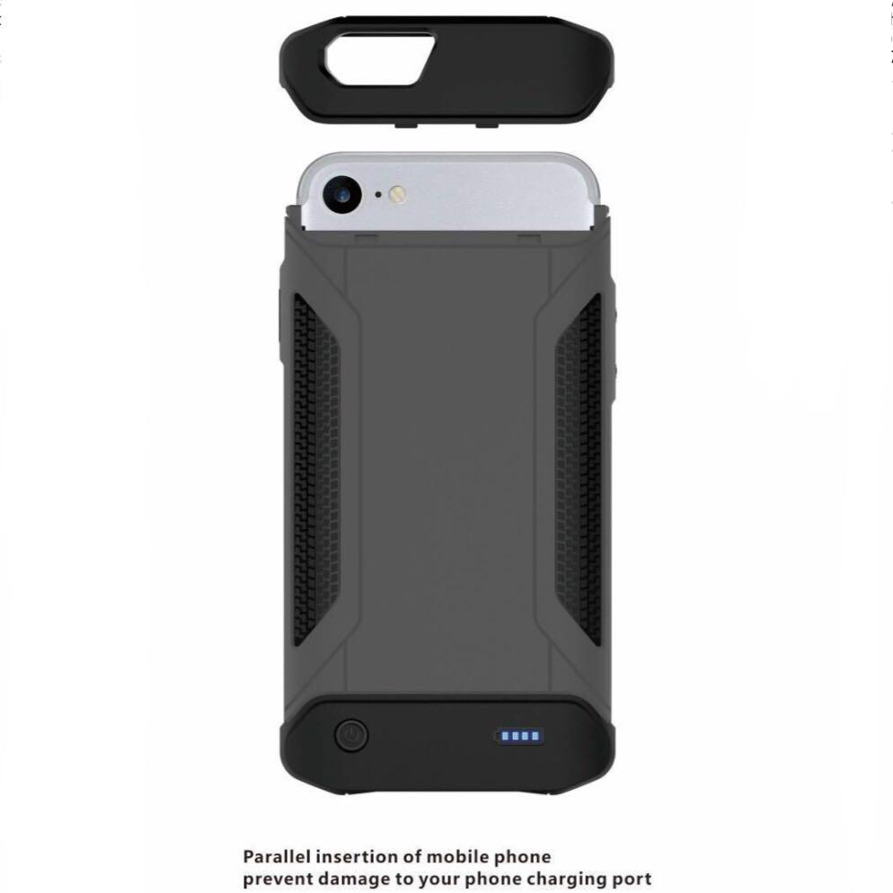 "iPhone 5.5"" Battery Case"