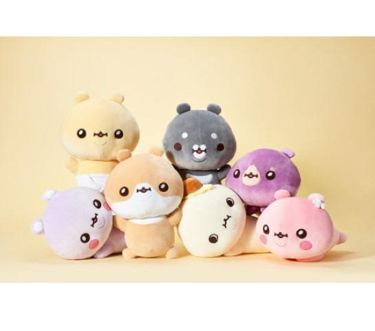 [KOREA PS/NO EMS] MONSTA X TWOTUCKGOM - BODY PILLOW
